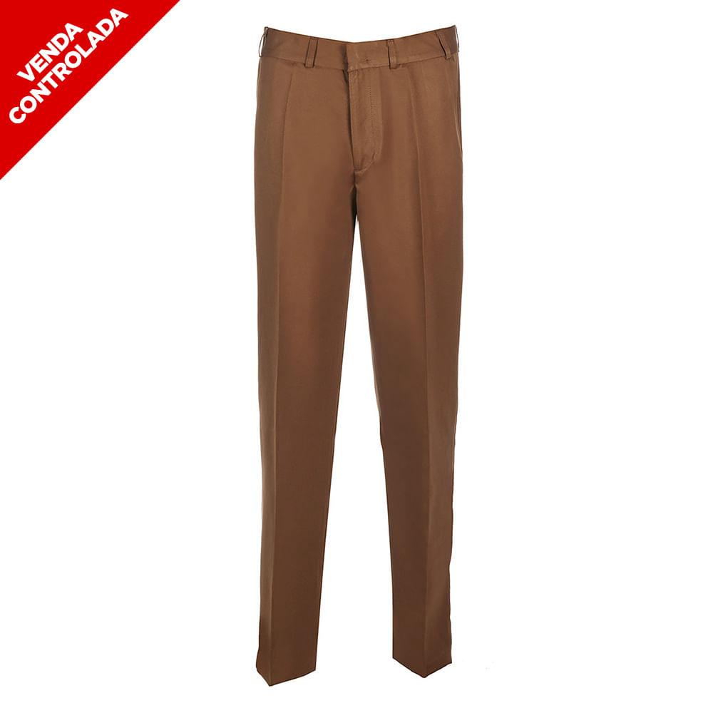 Calça Social Masculina Marrom C1 da PMMG. Clique e veja! VENDA CONTROLADA.  A calça social de uniforme da PMMG 79aaa7d379d