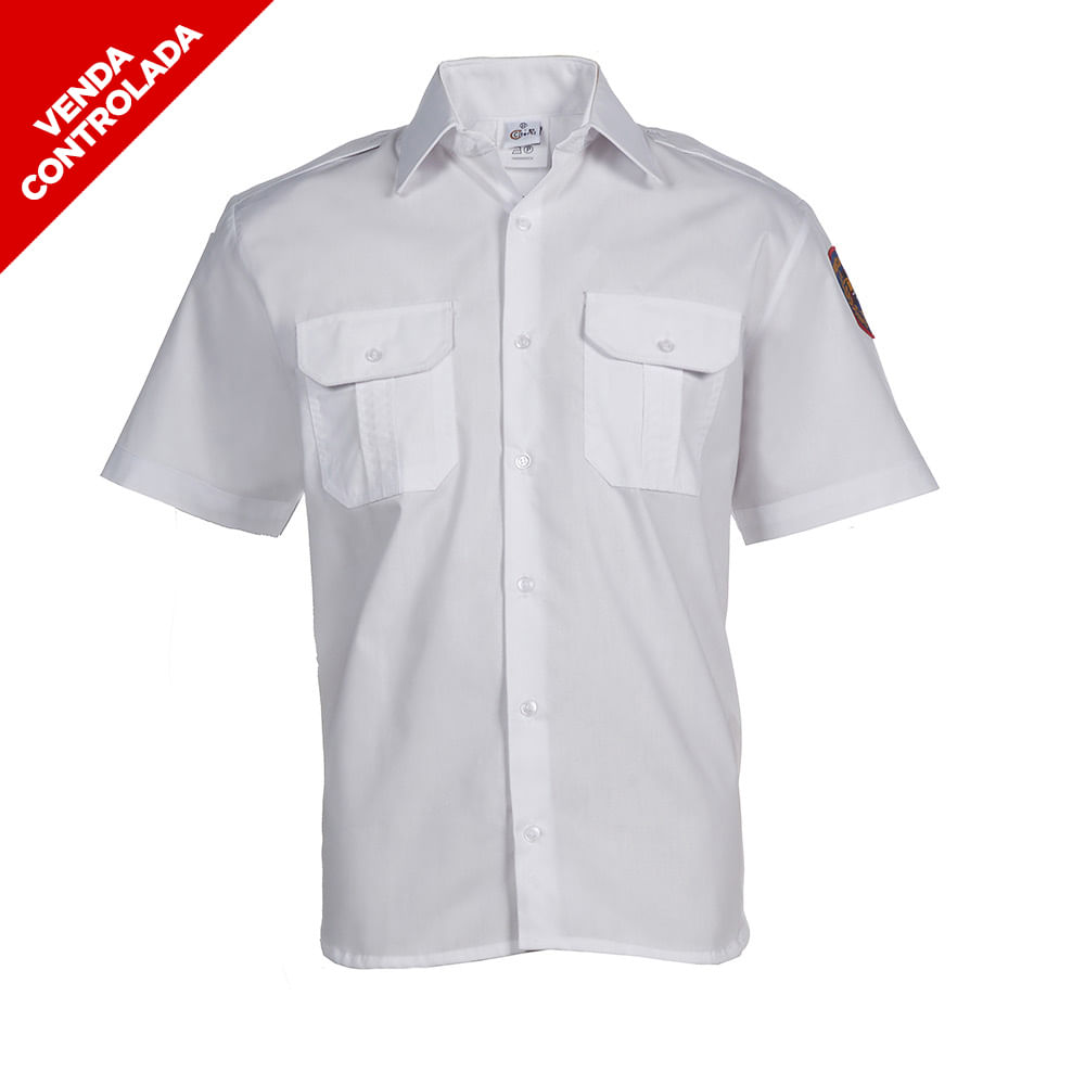 Vestuário - Gandola e Camisa Fardamentos PMMG – Citerol d56239d9527