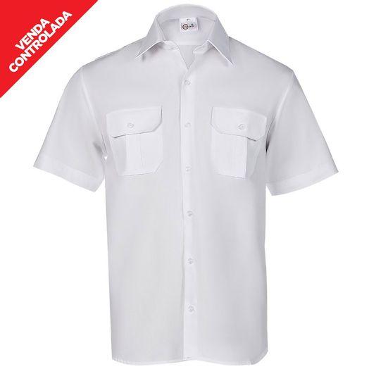 Camisa Social Masculina para Oficial C2 da PMMG  525c26eaa0c