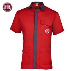 jaleco-operacional-manga-curta-vermelha-fiat-citerol-uniformes-corporativos-administrativos-4010211-P-FRENTE