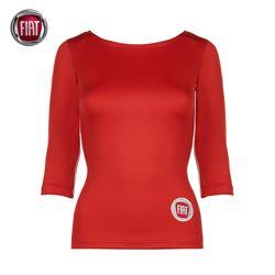 camisa-verao-3-4-strech-feminina-vermelha-fiat-citerol-uniformes-corporativos-administrativos-4010088-P