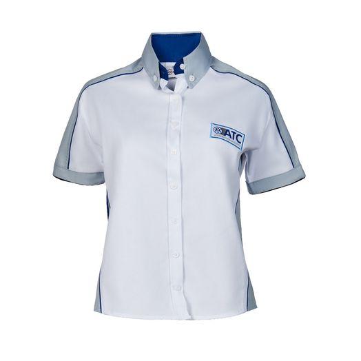 camisa-social-manga-curta-feminina-branca-volks-vagen-vw-citerol-uniformes-corporativos-administrativos-17010003-P