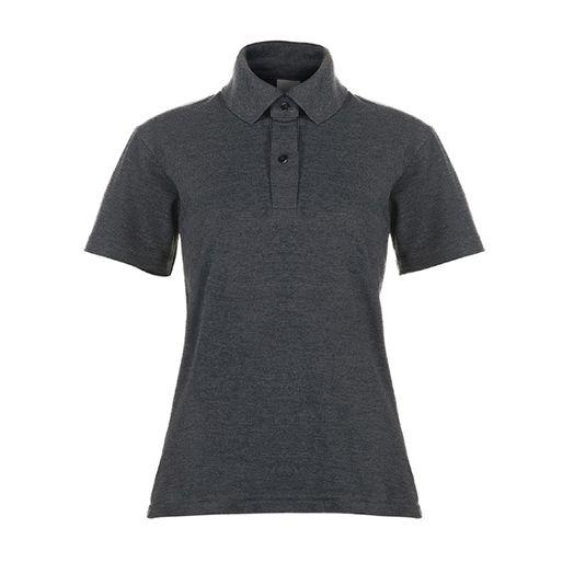 Camisa-Polo-Feminina-Cinza-Mescla-0001