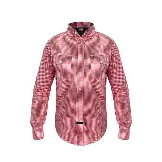 Camisa-DISCOVERY-Vermelha---Frente